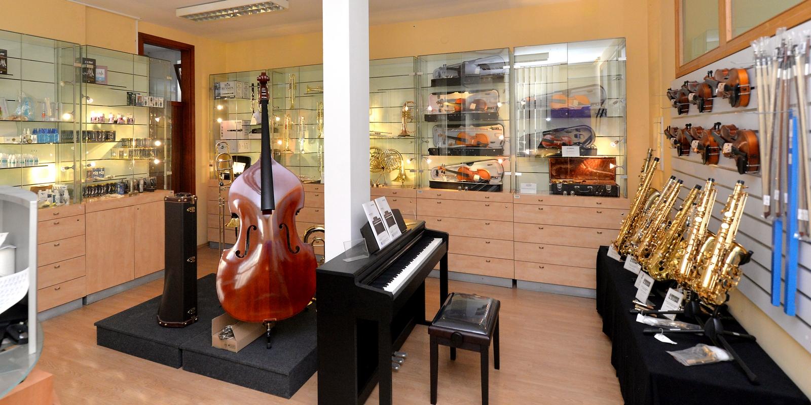 prodaja instrumenata